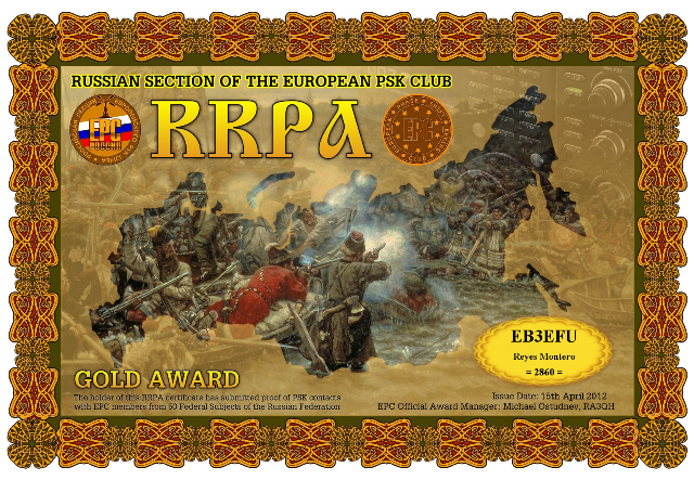 RRPA-GOLD